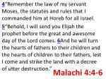 malachi 4 4 61