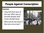 people against conscription3