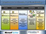 inversiones de microsoft en virtualization