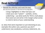 read actively4