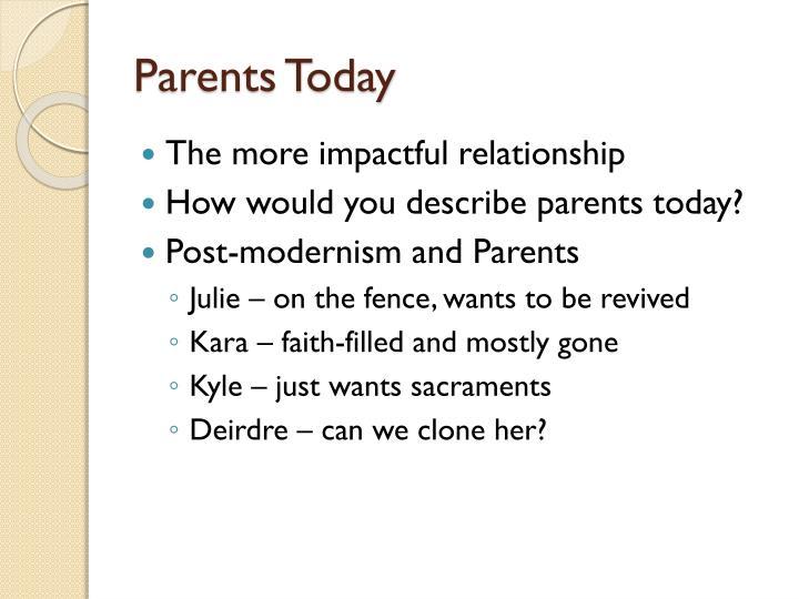 Parents Today