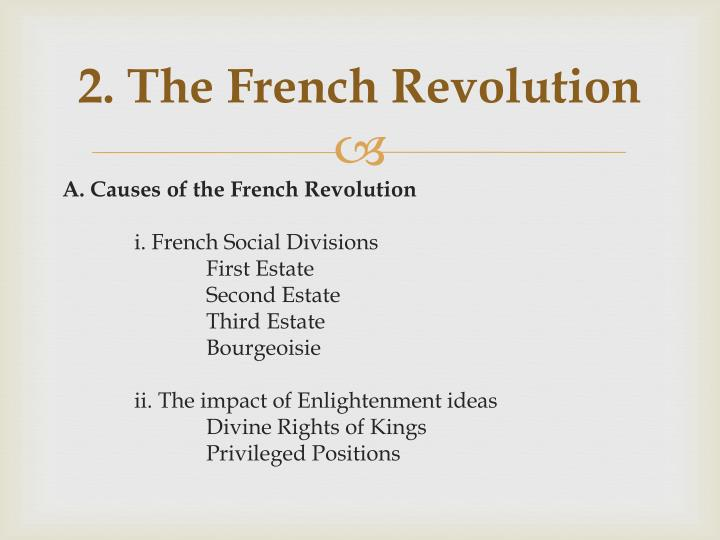 social division in the french society on the eve of the french revolution The following points may help you: a france before the french revolution was based on strict social stratification, a society based on the system of estates with king at the apex , followed by the nobility and the common people.