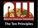 the ten principles1