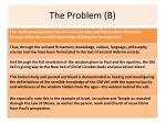 the problem b