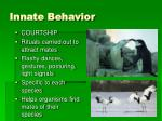 innate behavior9