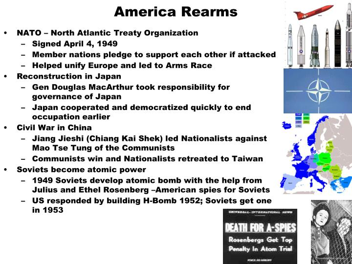 America Rearms