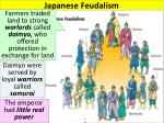 japanese feudalism1
