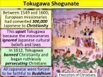 tokugawa shogunate2