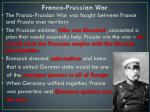 franco prussian war