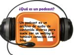 qu es un podcast