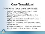 care transitions3