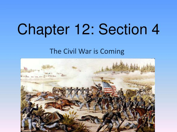 chapter 12 section 4 n.