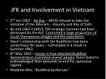 jfk and involvement in vietnam1