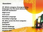 questions14