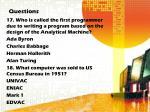 questions8