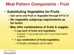 meal pattern components fruit1