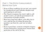 part 1 the fifth commandment respecting life32