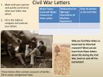 civil war letters1