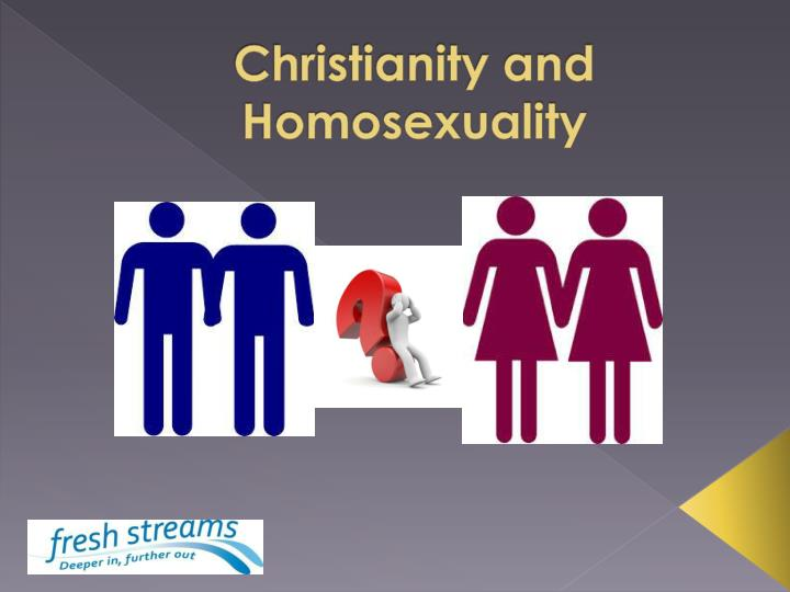 christianity and homosexuality n.