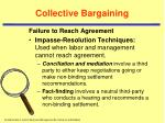 collective bargaining13