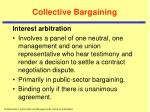 collective bargaining14
