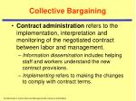collective bargaining7