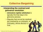 collective bargaining9