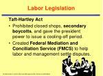 labor legislation3