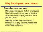 why employees join unions2