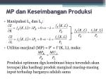 mp dan keseimbangan produksi3