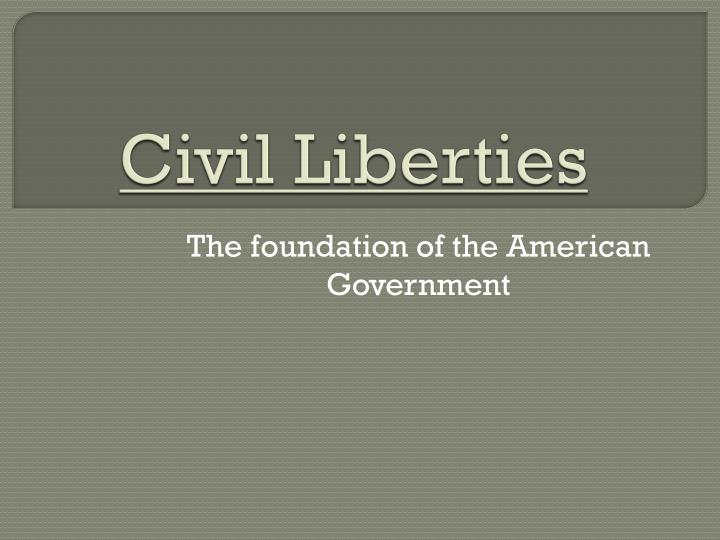 essays on foundations of american constitutional government Essay on foundations of us government it is also the foundation of the american constitution  foundations of american government essay example - profit.