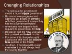 changing relationships1