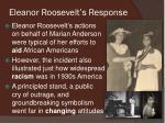 eleanor roosevelt s response1