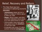 relief recovery and reform1