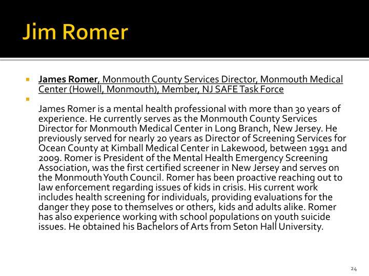 Jim Romer