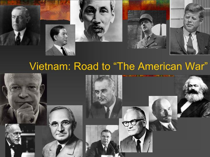 vietnam road to the american war n.