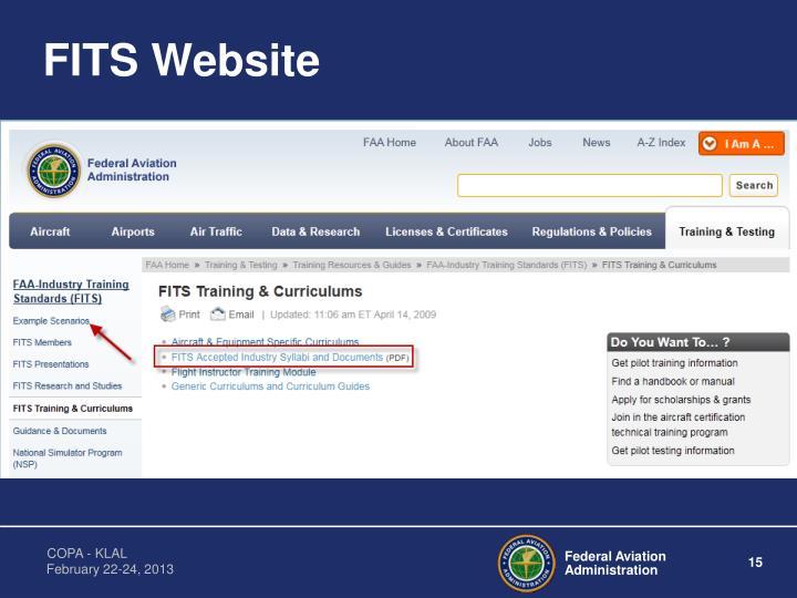 FITS Website