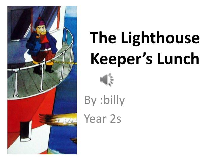 the lighthouse keeper s lunch n.