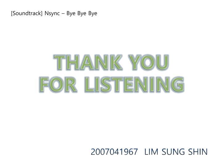 [Soundtrack]