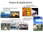 impact applications