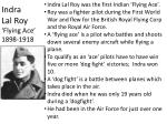indra lal roy flying ace 1898 1918