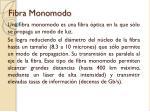 fibra monomodo