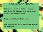 red scare at home1