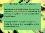 red scare at home2