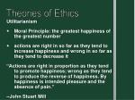 theories of ethics24