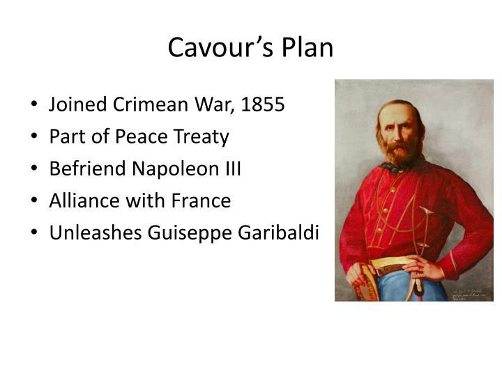 Cavour's Plan