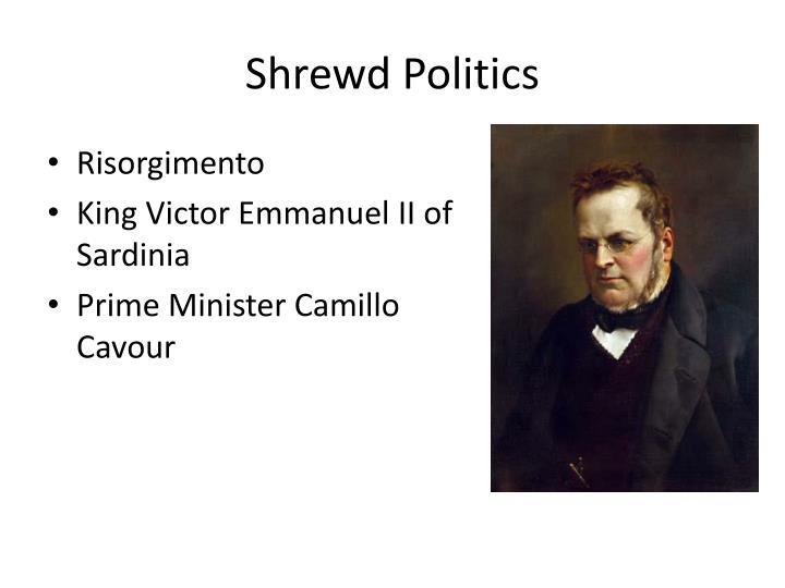Shrewd Politics