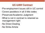 uc uaw contract
