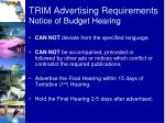 trim advertising requirements notice of budget hearing1