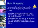 trim timetable3
